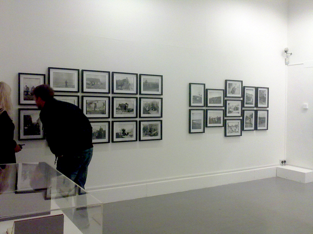 www.curator.ie, Ciaran Walsh, John Millinnton Synge, Photographs, Irish Museum of Modern Art, IMMA, October 2010