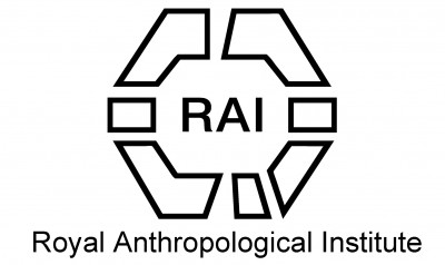Logo of the Royal Anthropological Institute of Great Britain and Ireland, posted by Ciarán Walsh of www.curator.ie